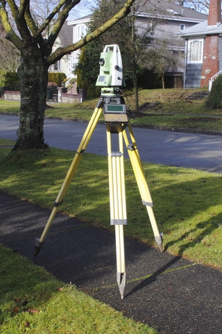 residential land surveys